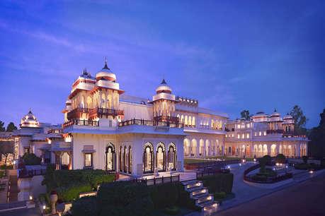 जयपुर का रामबाग पैलेस विश्व के टॉप-10 हैरिटेज होटल की सूची में शामिल
