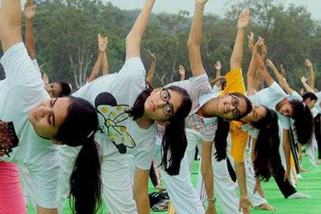 योगी सरकार में सरकारी स्कूलों में जल्द अनिर्वाय होगी योग शिक्षा...