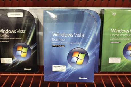 माइक्रोसॉफ्ट ने बंद किए विंडोज विस्टा के लिए अपडेट्स और टेक्निकल सपोर्ट
