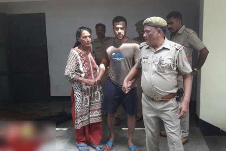 महज 30 रुपये के लिए रिक्शा चालक की गला रेतकर हत्या