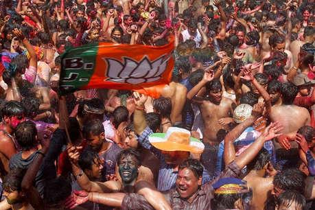दिल्ली भाजपा से 80 कार्यकर्ता बर्खास्त, हो सकती है और बड़ी कार्रवाई