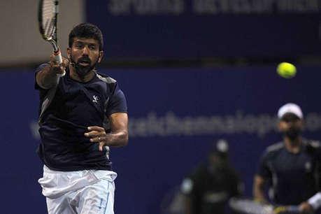 बोपन्ना-चुवास मोंटे कार्लो टेनिस टूर्नामेंट के क्वार्टर फाइनल में