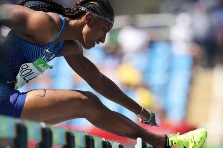 अमेरिकी ओलंपिक चैंपियन रोलिंस पर एक साल का बैन