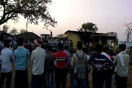 छिंदवाड़ाः राशन के बदले मिली मौत, अब तक 13 शवों की शिनाख्त