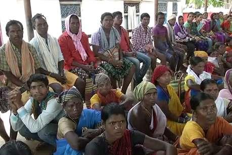 बस्तर में बांध निर्माण का विरोध शुरू, ग्रामीणों ने कहा हम डूब जाएंगे