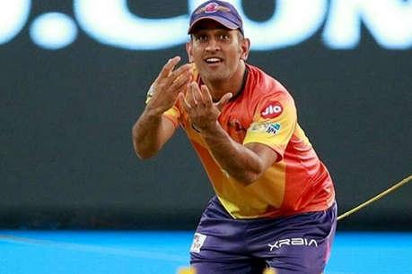IPL-10: धोनी ने ऐसे मनाया टीम के साथ जीत का जश्न