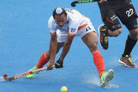 भारतीय हॉकी टीम में शामिल हुए ये 4 खिलाड़ी नए