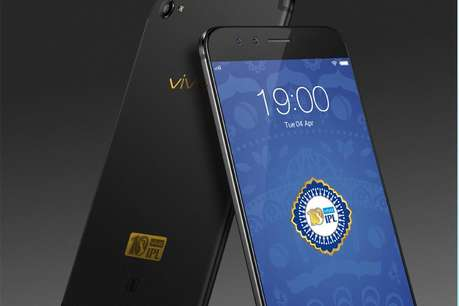 वीवो के IPL ब्लैक एडिशन फोन की सेल शुरू, कीमत 25,990 रुपए