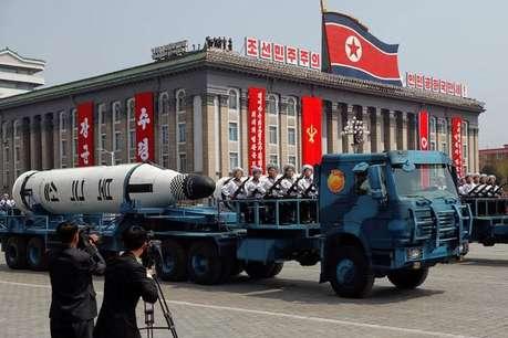 उत्तर कोरिया ने क्यों दागी 'असफल मिसाइल'?
