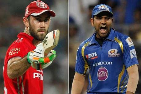 IPL: मुंबई के खिलाफ आसान नहीं होगी पंजाब की राह, ये हो सकती है प्लेइंग इलेवन