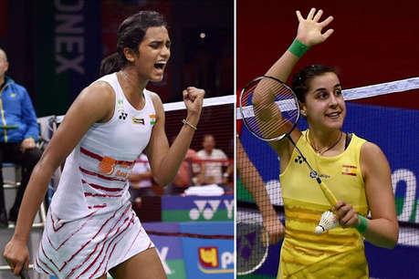 इंडिया ओपन: मारिन से फाइनल 'जंग', क्या सिंधु ले पाएंगी ओलंपिक हार का बदला?