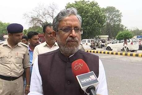 बिहार को भगवान भरोसे छोड़ नीतीश कर रहे हैं देश भ्रमण : सुशील मोदी