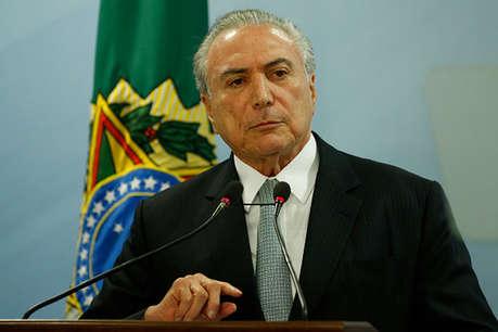 ब्राजील के राष्ट्रपति का इस्तीफा देने से इनकार, भ्रष्टाचार को था आरोप