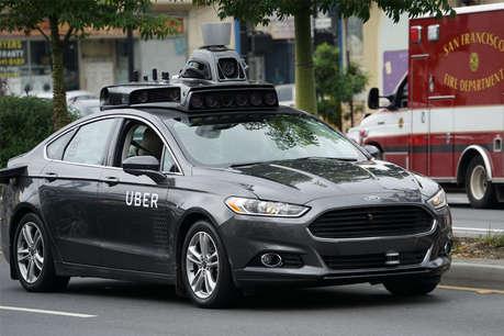 उबर के ड्राइवर-लेस कार प्रोग्राम की होगी जांच, गूगल के सीक्रेट चुराने का आरोप