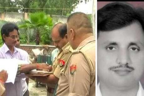 अमरोहा में बीएसपी नेता की गोली मारकर हत्या