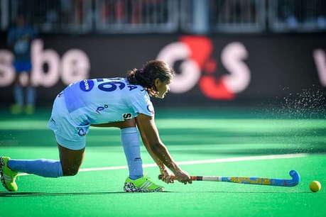 भारतीय महिला हॉकी टीम न्यूजीलैंड से चौथा मैच भी हारी