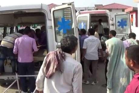 शादी के लिए लड़की देखकर लौट रहे एक ही परिवार के 2 लोगों की सड़क हादसे में मौत