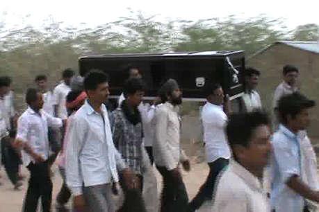 3 महीने पहले सऊदी में हुई थी मजदूर की मौत, आज गांव शव पहुंचते ही मच गया कोहराम