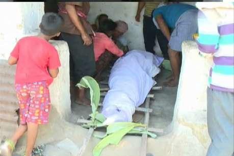 रायगढ़ में वृद्धा की भूख से मौत, एसडीएम बोले जांच के बाद ही साफ होगी वजह