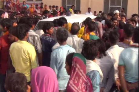चित्तौड़गढ़ अस्पताल में प्रसूता की मौत पर हंगामा, डॉक्टरों पर लापरवाही का आरोप