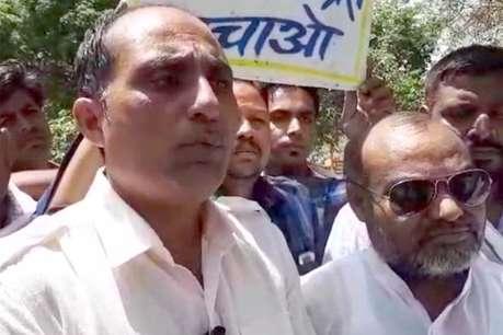 आगर-मालवा में सामने आई कांग्रेस की गुटबाजी, प्रदेश अध्यक्ष के खिलाफ हुई नारेबाजी