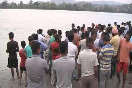 डूब रहे भाई को बचाने में गई युवक की जान, शव ढूंढ़ने में जुटी पुलिस