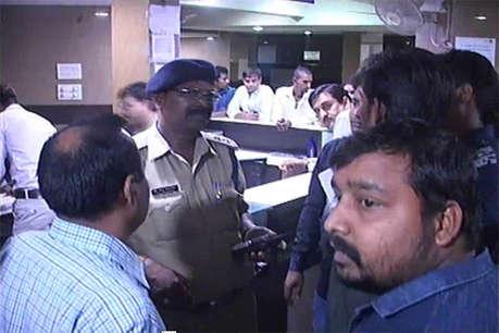 इंदौर के अस्पताल पर परिजनों का आरोप- मौत के बाद भी बिल बढ़ाने के लिए किया इलाज