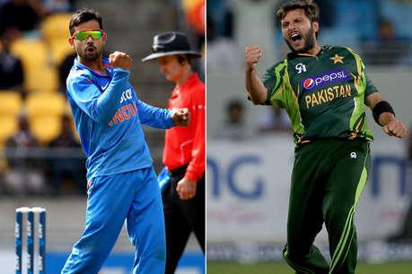 Ind vs Pak: 'मौका मौका' हुआ पुराना,अब 'सबसे बड़ा मोह' की बारी