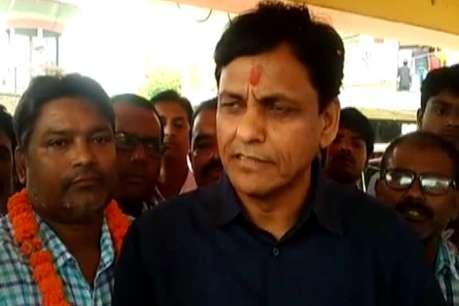 नित्यानंद राय बोले - सत्ता के लोभ में नीतीश कुमार दे रहे हैं लालू प्रसाद को संरक्षण