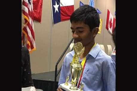 भारतीय-अमेरिकी स्टूडेंट प्रणय ने जीता नेशनल जियोग्राफिक बी कॉन्टेस्ट