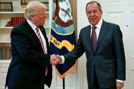 रूसी विदेश मंत्री से ट्रंप की खुफिया बातचीत की रिकॉर्डिंग शेयर करने को तैयार पुतिन