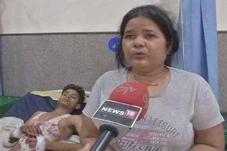 बीकानेर में प्रॉपर्टी विवाद के चलते परिवार पर हमला, आठ घायल