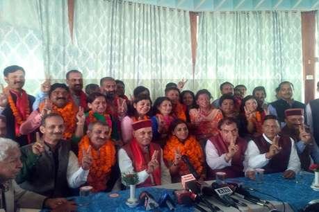 शिमला नगर निगम में हुए घोटालों की जांच होगी : धूमल