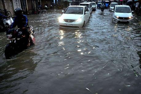 त्रिपुरा में बाढ़ से 2000 से ज्यादा परिवार विस्थापित