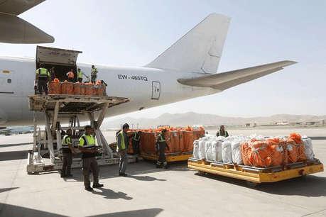 पाक को बाईपास कर पहली बार अफगान से सीधे भारत पहुंचा विमान