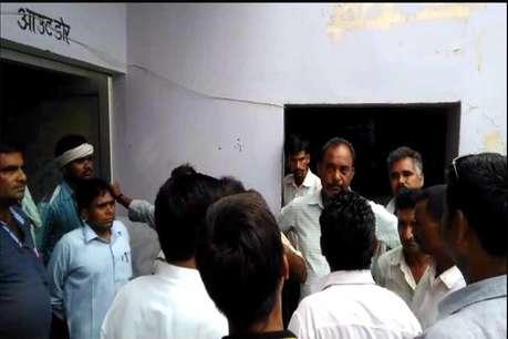 धौलपुर में हाईवे पर स्विफ्ट डिजायर पलटी, एक की मौत, तीन घायल