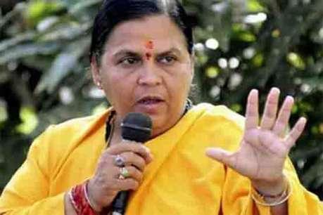 गंगा को किया गंदा तो मिलेगी सजा, हटेगा कानपुर का चमड़ा उद्योग- उमा भारती