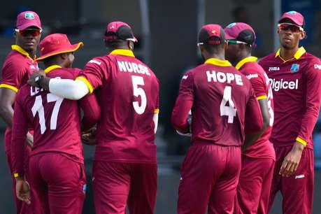 IndvsWI 2017: भारत के खिलाफ सीरीज़ के लिए वेस्टइंडीज़ टीम का ऐलान, नहीं हुआ कोई बदलाव