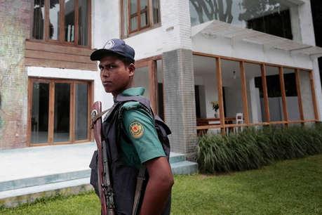 बांग्लादेश में मुठभेड़ के बाद 4 आतंकवादियों का आत्मसमर्पण