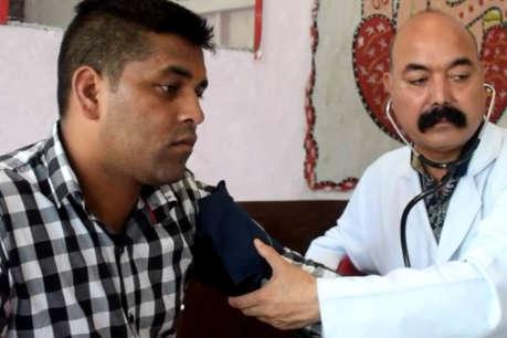 सीआईएबी ने लगाया रक्त दान शिविर, 15 लोगों ने किया रक्तदान