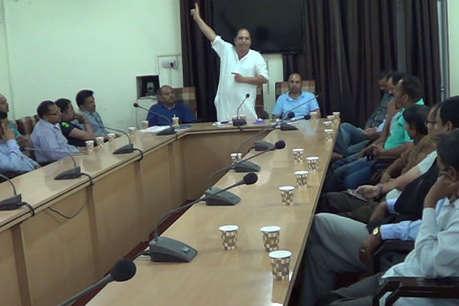रामपुर में एनपीएस और सीपीएफ को लेकर बैठक, रैली में भाग लेंगे 800 कर्मचारी