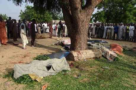नाइजीरिया के मस्ज़िद में आत्मघाती हमला, 8 की मौत, 15 घायल