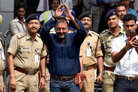 महाराष्ट्र सरकार ने उच्च न्यायालय से कहा- संजय दत्त को नियमों के अनुरूप जल्दी रिहा किया गया