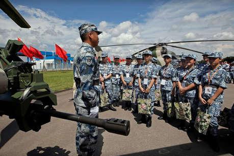 सिक्किम विवाद के बीच चीनी सेना का तिब्बत में 11 घंटे तक युद्धाभ्यास