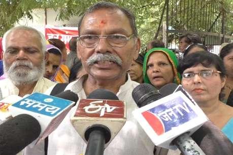 किसान आंदोलन के समर्थन में कर्मचारी संगठनों ने भरी हुंकार
