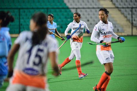 महिला हॉकी वर्ल्ड लीग: सेमीफाइनल्स में अर्जेंटीना से हारी भारतीय टीम