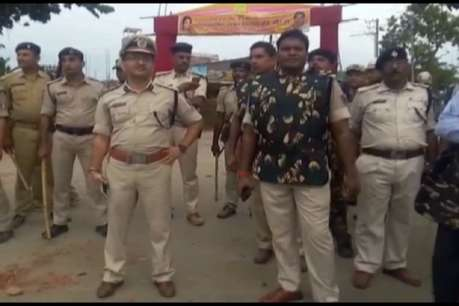 नालंदा में पुलिस-पब्लिक के बीच हिंसक झड़प, फायरिंग और रोड़ेबाजी में दो दर्जन लोग घायल