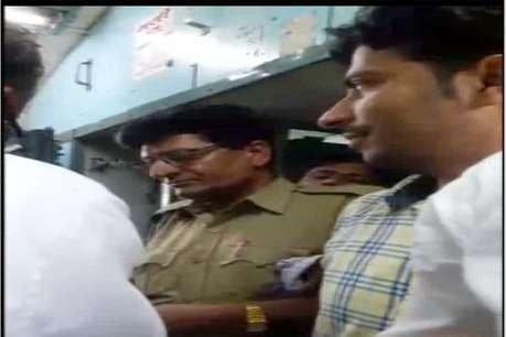 रेल यात्रियों से वसूली करने का आरोपी जीआरपी कांस्टेबल सस्पेंड