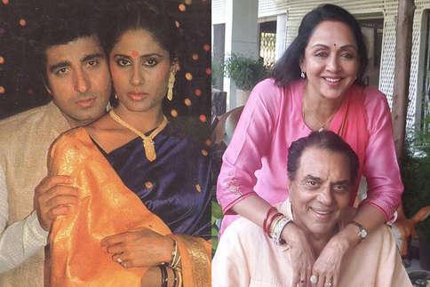 बिना तलाक के इन हीरो ने की दूसरी शादी!