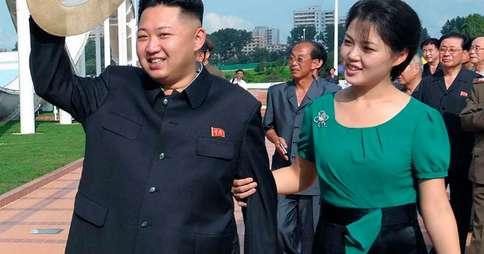 चीयरलीडर थी क्रूर तानाशाह किम जोंग की पत्नी, खूबसूरती पर हो गया था फिदा!